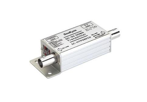 【SeeEyes】HD-SDI 1CH 電源供給用受信機(制御つき)SC-HTP0801D