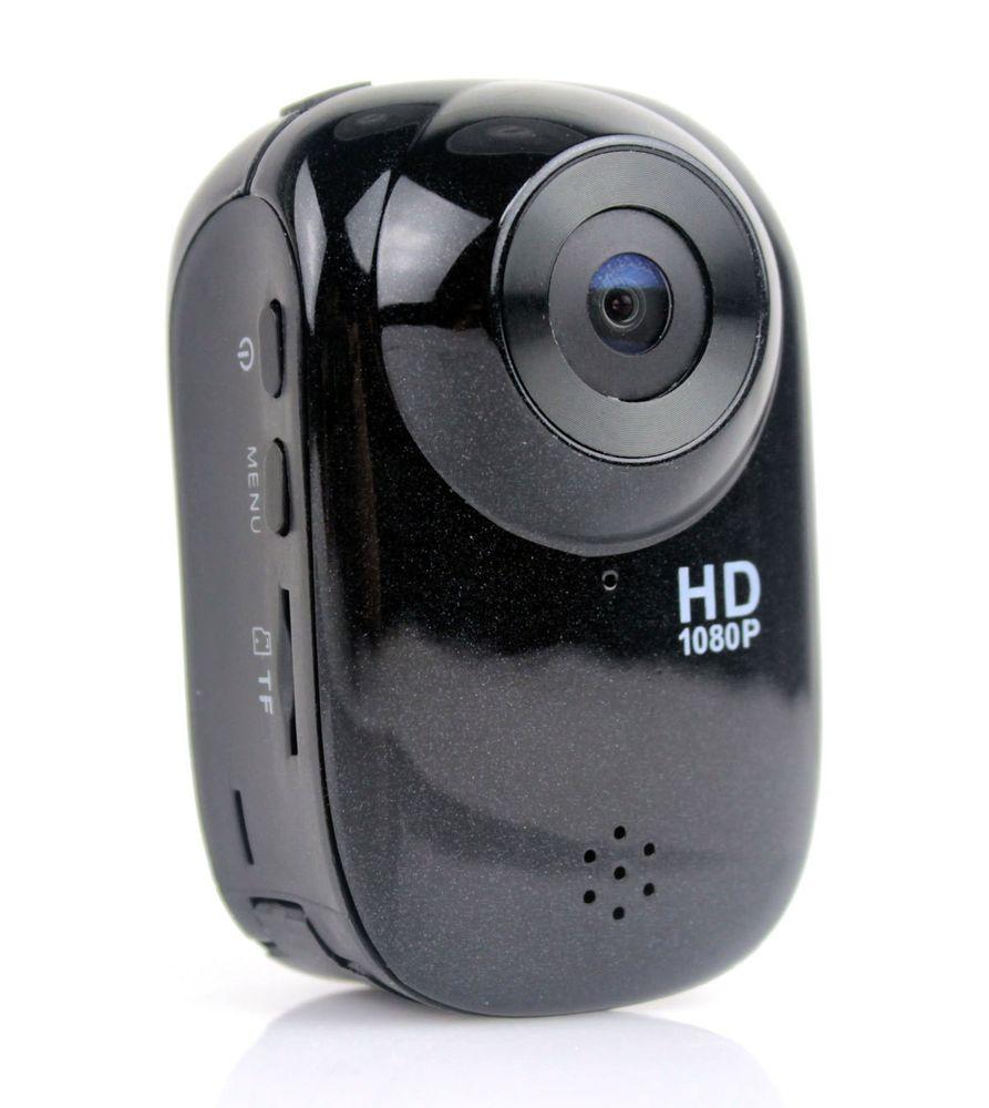 ウエラブルスポーツ用ハイビジョンカメラ(黒色)