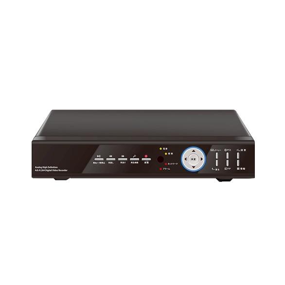 防犯カメラ レコーダー DVR 録画機 AHD/TVI 1080P