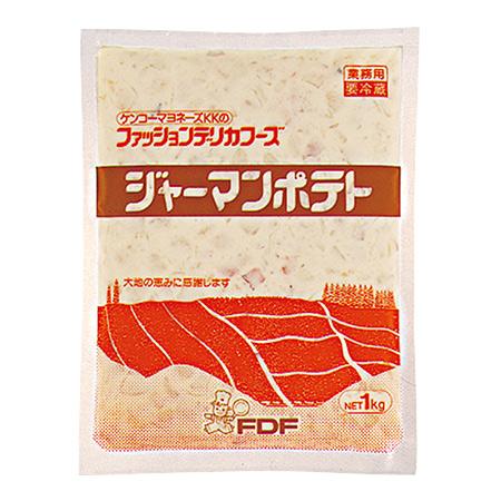 大好評です ケンコー ジャーマンポテト 1kg パン材料 ポテト 業務用 オリジナル フィリング