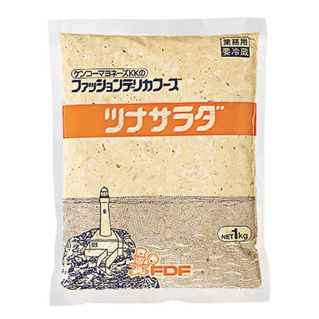 ケンコー ☆送料無料☆ 当日発送可能 ツナサラダ 賜物 1kg 惣菜 業務用 パン材料
