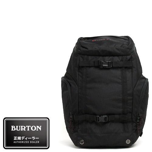 【送料無料】 BURTON BOOTER PACK [40L] True Black バートン ブーター パック 国内正規品 17-18 スノーボード パック ブーツバック ボストン BAG 送料区分:M