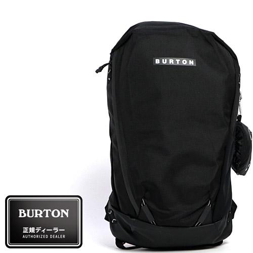 20SS BURTON GORGE PACK True Black Ballistic 20L バートン ゴージ パック 国内正規品 パック バックバック デイパック リュック 鞄 送料区分:M