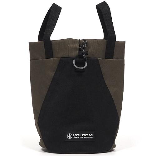 ボルコム ジャパンドローストリングバッグ 21SP Volcom 記念日 JP DRAWSTRING BAG Military OS カバン 送料区分:S 巾着 国内正規品 内祝い 肩掛け 男女兼用 バッグインバッグ 鞄