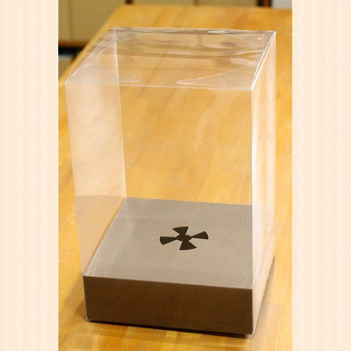 プレゼントに最適 お気に入りのアレンジを入れるケースです 単品での購入はできません クリアケース アレンジ用クリアボックス 超定番 高い素材 LLサイズ