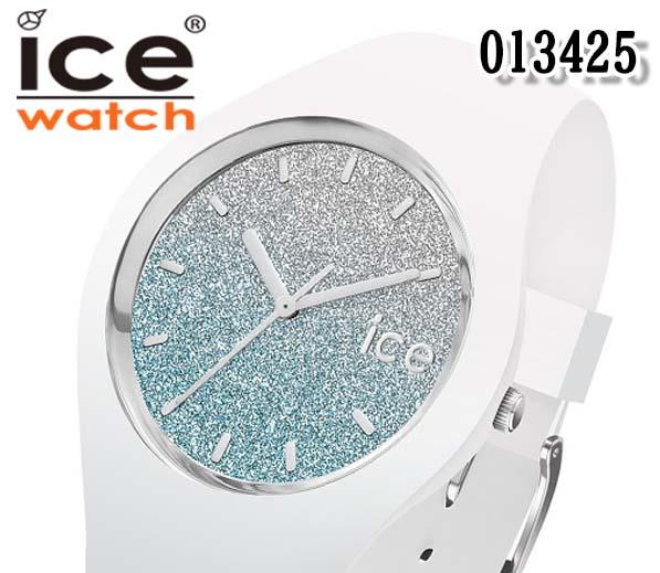 【送料無料】【新品正規品】アイスウォッチ ice watch アイス エルオー Ice Lo ウレタン ラバー ベルト ホワイト白 スポーツ カジュアル シンプル レディース 腕時計 男女兼用時計 013425