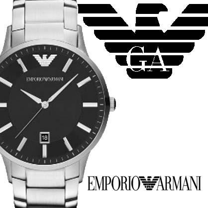 [海外輸入品] メンズ 腕時計 時計 EMPORIOARMANI AR2457 エンポリオアルマーニ