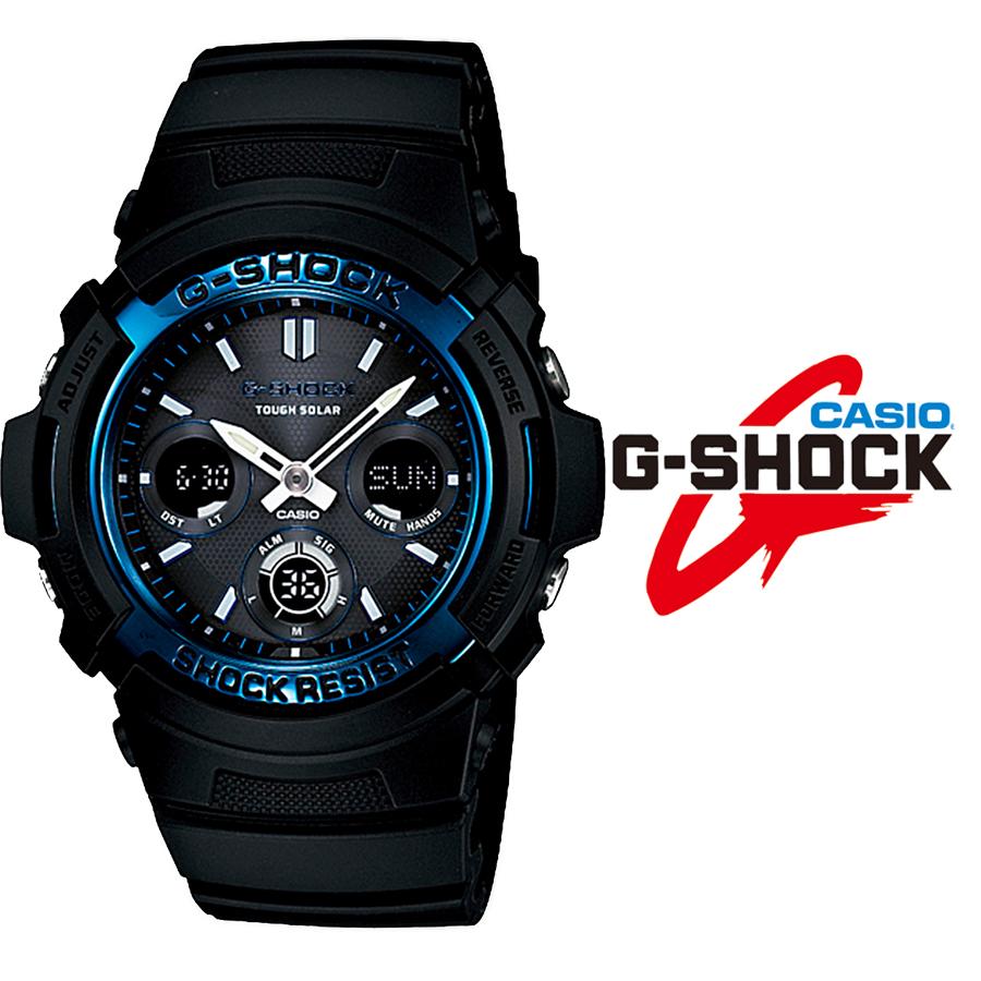 ショック 時計 g