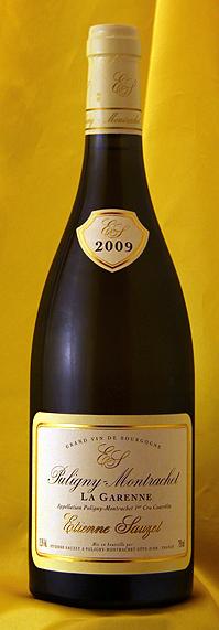 ピュリニー・モンラッシェ・ラ・ガレンヌ[2006]Puligny Montrachet La Garenne 750mlエチエンヌ・ソゼ Etienne Sauzetフランス ブルゴーニュ ワイン 白