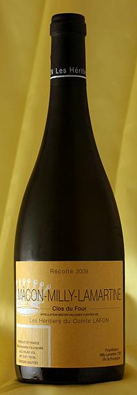 【送料無料】まとめ買い12本セット マコン・ミリー・ラマルティーヌ・クロ・デュ・フォール[2012]Macon Milly Lamartine Clos du Four750mlコント・ラフォンComtes Lafonフランス ブルゴーニュ ワイン 白