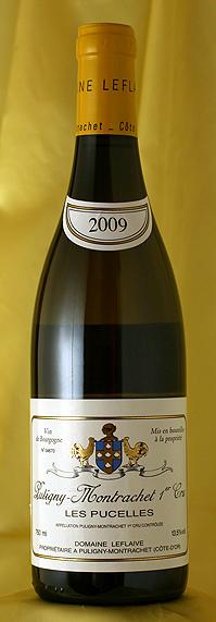 ピュリニー・モンラッシェ レ・ピュセル[2012] Puligny Montrachet Les Pucelles 750mlルフレーヴ Leflaive