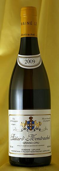 バタール・モンラッシェ[2010] Batard Montrachet 750mlルフレーヴ Leflaiveフランス ブルゴーニュ ワイン 白