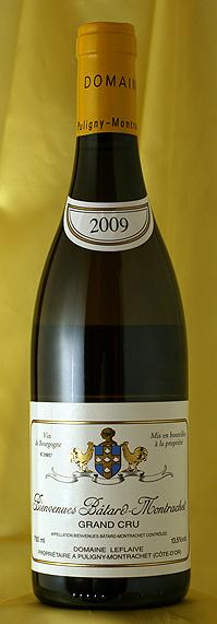ビアンヴィニュ・バタール・モンラッシェ[2009] Bienvenues Batard Montrachet  750mlルフレーヴ Leflaiveフランス ブルゴーニュ ワイン 白
