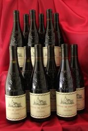 Chateau de St CosmeGigondas 垂直12本セットCotes du Rhone フランス ローヌ ワイン セット