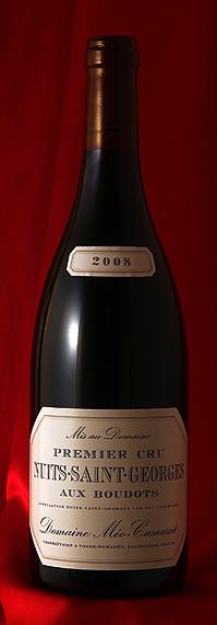 ニュイ・サン・ジョルジュ・オー・ブド[2008] Nuits Saint Georges Aux Boudots 750mlメオ・カミュゼ Meo Camuzetフランス ブルゴーニュ ワイン 赤