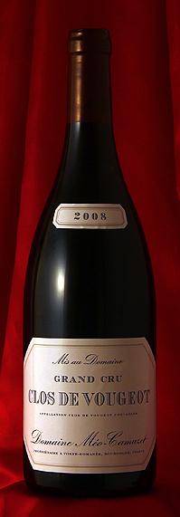 クロ・ド・ヴージョ [2009] Clos de Vougeot 750mlメオ・カミュゼ Meo Camuzet