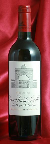 シャトー・レオヴィル・ラスカーズ[2003]Chateau Leoville Las Casesフランス ボルドー サン・ジュリアン ワイン 赤