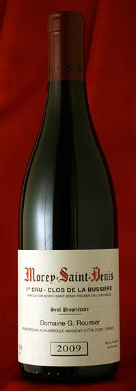 モレ・サン・ドニ クロ・ド・ラ・ブシエール [2010]Morey St Denis Clos dela Bussierre 750mlジョルジュ・ルーミエ Georges Roumierフランス ブルゴーニュ ワイン 赤