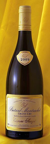 Etienne SauzetBienvenues Batard Montrachet [2009]750mlビアンビーニュ・バタール・モンラッシェ[2009]750mlエチエンヌ・ソゼ Etienne Sauzet