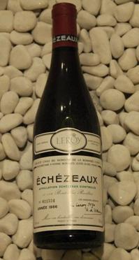 エシェゾー Echezeaux [1986] 750ml DRCDRC (Domaine de la Romanee Conti)