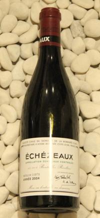 エシェゾー Echezeaux [2004] 750ml DRCDRC (Domaine de la Romanee Conti)