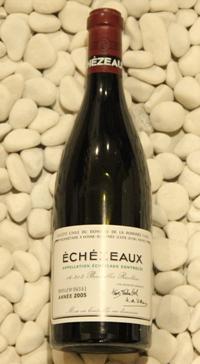 エシェゾー Echezeaux [2005] 750ml DRCDRC (Domaine de la Romanee Conti)