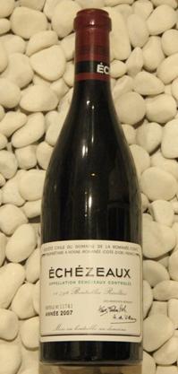 エシェゾー Echezeaux [2007] 750ml DRCDRC (Domaine de la Romanee Conti)