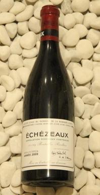 エシェゾー Echezeaux [2009] 750ml DRCDRC (Domaine de la Romanee Conti)