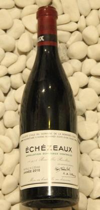 エシェゾー Echezeaux [2010] 750ml DRCDRC (Domaine de la Romanee Conti)