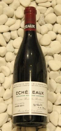 エシェゾー Echezeaux [2011] 750ml DRCDRC (Domaine de la Romanee Conti)