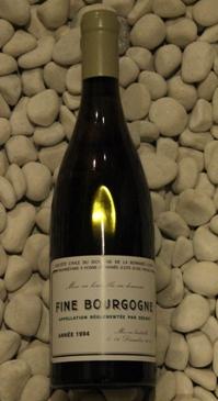 フィーヌ・ブルゴーニュ Fine Bourgogne[1994] 750ml DRCDRC (Domaine de la Romanee Conti)