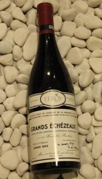 グラン・エシェゾー Grand Echezeaux [1998] 750ml DRCDRC (Domaine de la Romanee Conti)