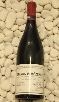 グラン・エシェゾー Grand Echezeaux [1991] 750ml DRCDRC (Domaine de la Romanee Conti)