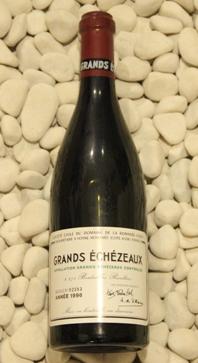 グラン・エシェゾー Grand Echezeaux [1996] 750ml DRCDRC (Domaine de la Romanee Conti)