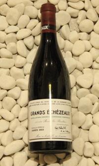 グラン・エシェゾー Grand Echezeaux [2002] 750ml DRCDRC (Domaine de la Romanee Conti)