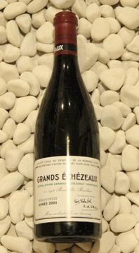 グラン・エシェゾー Grand Echezeaux [2004] 750ml DRCDRC (Domaine de la Romanee Conti)