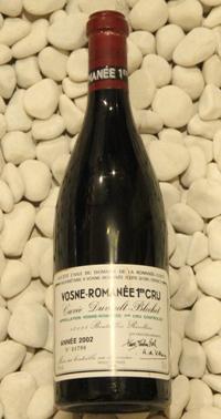 Domaine de la Romanee ContiVosne Romanee Duvault-Blochet [2002] 750ml DRCヴォーヌロマネ・デュヴロブロシェ [2002] 750ml DRC