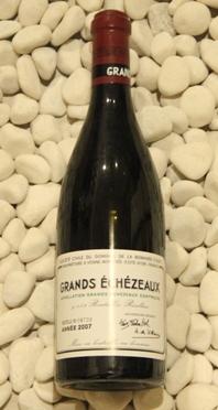 グラン・エシェゾー Grand Echezeaux [2007] 750ml DRCDRC (Domaine de la Romanee Conti)