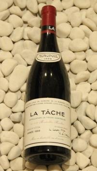 ラ・ターシュ La Tache [1989] 750ml DRCDRC (Domaine de la Romanee Conti)
