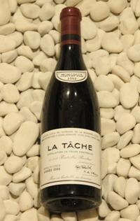 ラ・ターシュ La Tache [2002] 750ml DRCDRC (Domaine de la Romanee Conti)