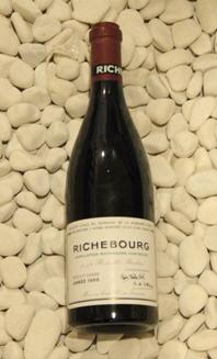 リシュブール・ Richeboug [1999] 750ml DRCDRC (Domaine de la Romanee Conti)