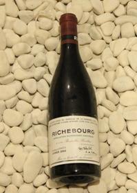 リシュブール・ Richeboug [2002] 750ml DRCDRC (Domaine de la Romanee Conti)