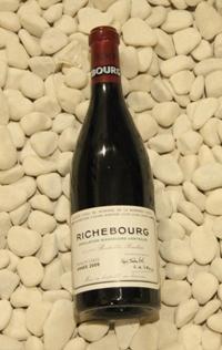リシュブール・ Richeboug [2009] 750ml DRCDRC (Domaine de la Romanee Conti)