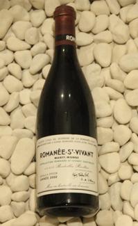 Domaine de la Romanee ContiRomanee saint Vivant [2002] 750ml DRCロマネ・サンヴィヴァン [2002] 750ml DRC