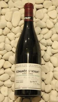ロマネ・サンヴィヴァン Romanee saint Vivant [2004] 750ml DRCDRC (Domaine de la Romanee Conti)