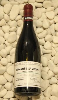 ロマネ・サンヴィヴァン Romanee saint Vivant [2006] 750ml DRCDRC (Domaine de la Romanee Conti)