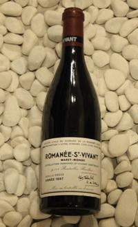 ロマネ・サンヴィヴァン Romanee saint Vivant [1997] 750ml DRCDRC (Domaine de la Romanee Conti)