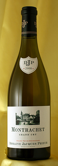 モンラッシェ [2008]Montrachet 750mlジャック・プリウールJacques Prieur