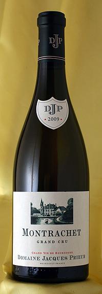 Jacques PrieurMontrachet [2009]750mlモンラッシェ [2009]750mlジャック・プリウール Jacques Prieur