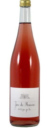 12本で10%もお得!!しかも送料無料!<br>ノンアルコールワイン[NV]<br>Jus de Raisin<br><br>シャトーベッサン<br>Ch Bessan<br>